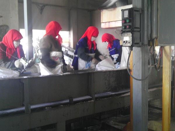 氯化镁生产